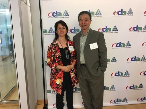Photo: Carii cofounders Denise Hayman-Loa and Wun Fie Loa  Photo Credit: Esther Surden