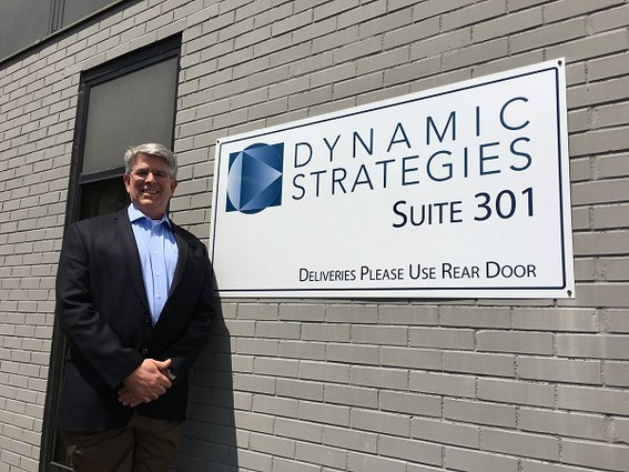 Photo: Darek Hahn CEO of Dynamic Strategies Photo Credit: Courtesy Dynamic Strategies