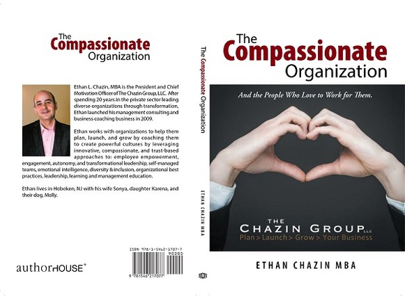 Photo: The cover of Ethan Chazin's book,