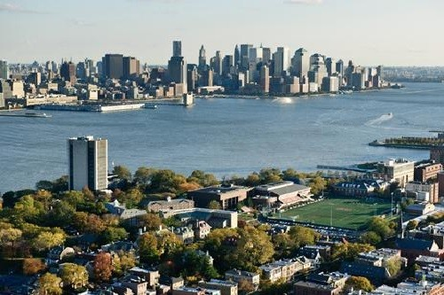 Photo: The City of Hoboken and Stevens University are collaborating on a Smart City project. Photo Credit: Stevens Institute of Technology