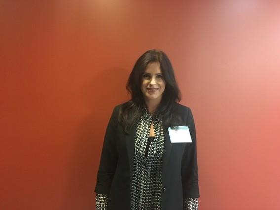 Photo: Jennifer Crews, founder of FLOCK Photo Credit: Esther Surden
