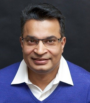 Photo: Jigar Vyas cofounder and CEO of Invessence Photo Credit: Courtesy Invessence