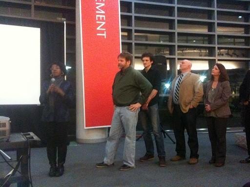 Photo: Participants in the first Lean Startup Machine Newark. Photo Credit: Esther Surden