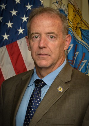 Photo: Michael Geraghty, director of New Jersey Cybersecurity and Communications Integration Cell Photo Credit: Courtesy State of New Jersey