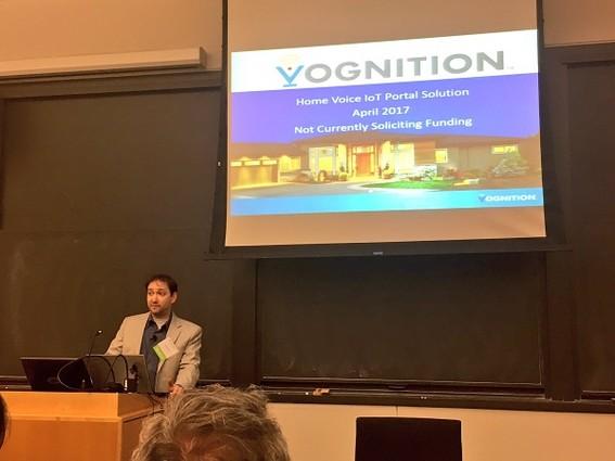Photo: Michael Liguori, founder of Vognition Photo Credit: Esther Surden