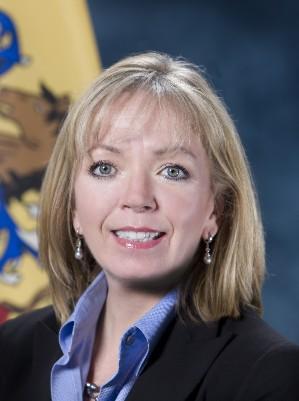Photo: Michele Brown, NJ EDA CEO Photo Credit: Courtesy NJ EDA