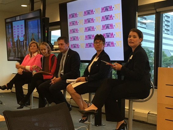 Photo: Panel at Million Women Mentors Women in Stem Summit Photo Credit: Esther Surden