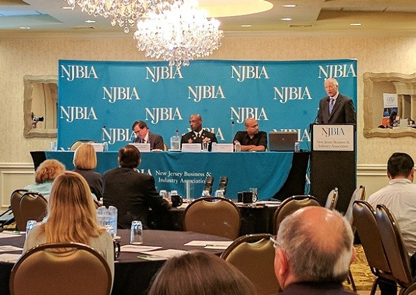 Photo: Speakers at the NJBIA 2017 Innovation Summit Photo Credit: Kelsey Armstrong