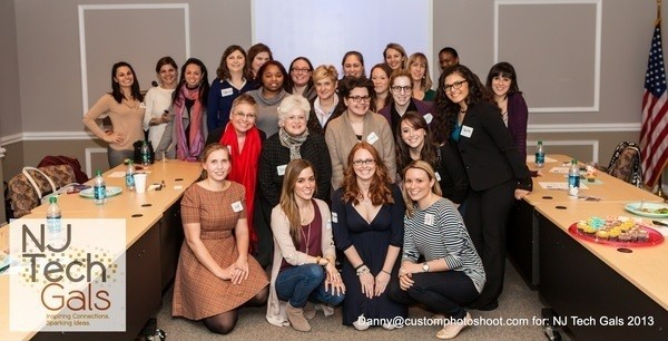 Photo: NJ Tech Gals launched in Hoboken Jan. 24. Photo Credit: Danny@Customphotoshoot.com