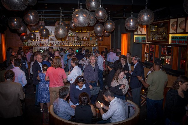 Photo: Newark Venture Partners launch party in New York Photo Credit: Lou w/ @8Salamander Productions