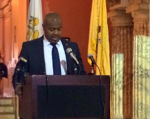 Photo: Newark Mayor Ras Baraka (file photo) Photo Credit: Esther Surden