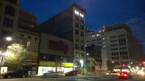 Photo: The =SPACE coworking facility is in the heart of Newark. Photo Credit: John Critelli