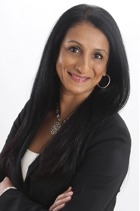 Photo: Pavita Howe is Chief Marketing Officer for Vognition. Photo Credit: Courtesy Pavita Howe