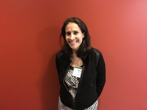 Photo: Rachel Trobman, CEO of Ouchie Photo Credit: Esther Surden