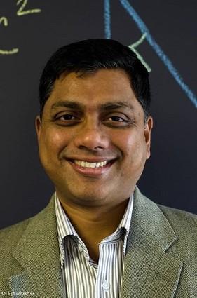 Photo: Raj Valli, CEO of Tabtor Math Photo Credit: Courtesy Tabtor