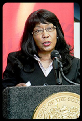 Photo: New Jersey Secretary of Higher Education Rochelle R. Hendricks Photo Credit: State of New Jersey
