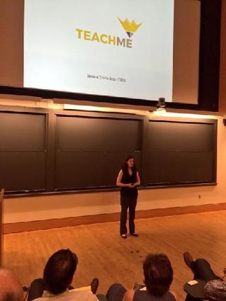 Photo: Emma Trefethen for TeachMe Photo Credit: Esther Surden