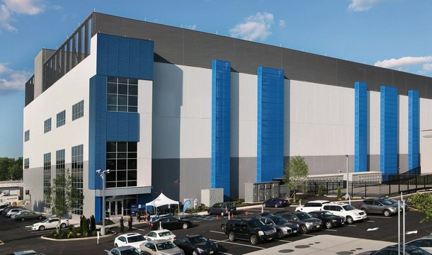 Photo: This is Telx's state of the art NJR3 building in Clifton Photo Credit: Telx