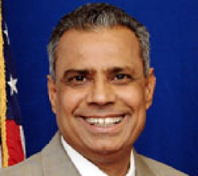 Photo: Assemblyman Upendra J. Chivukula was appointed to the FCC IAC. Photo Credit: http://www.njleg.state.nj.us/