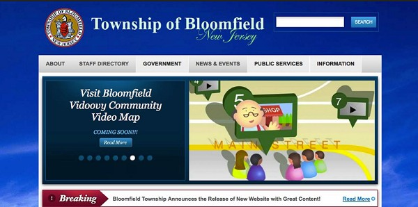 Photo: A screenshot of Vidoovy on the Bloomfield website. Photo Credit: Coutesy Vidoovy