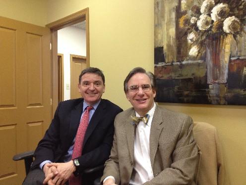 Photo: Founders Stuart hochron and Adam Turinas of Practice Unite (File photo). Photo Credit: Courtesy Practice Unite
