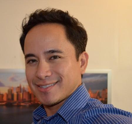 Photo: Jason Vitug, CEO of Phroogal, an Elizabeth-based startup. Photo Credit: Courtesy Phroogal