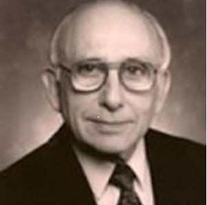 Photo: Norman Joseph Woodland, one of the inventors of the bar code Photo Credit: annon.