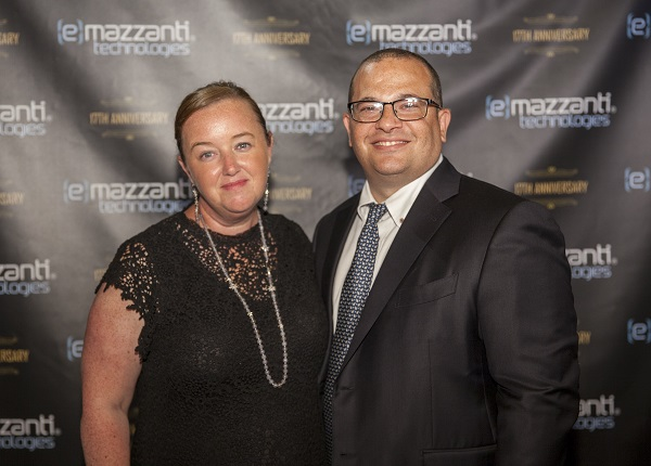 Jennifer and Carl Mazzanti