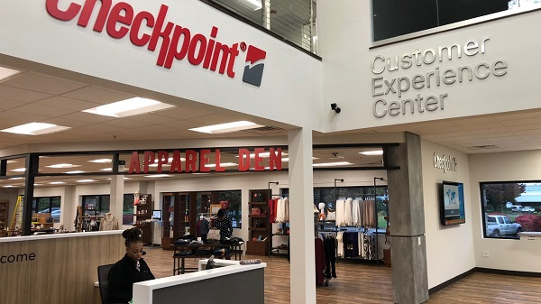 photo of Checkpoint Customer Experience Center