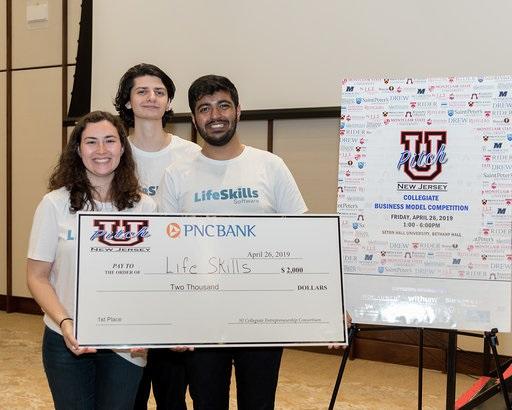photo of Life Skills software team