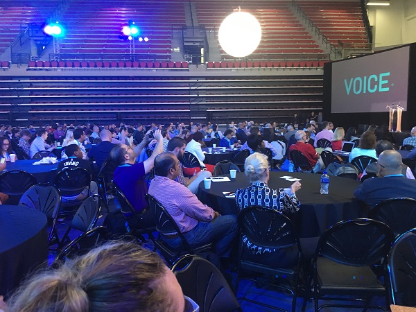 VOICE Summit 2019 Attendees Praise Inspirational