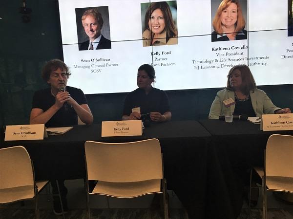Panel at Princeton Chamber PitchStop event