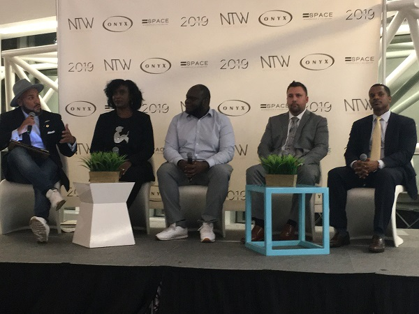 Panel at Newark Innovation Summit