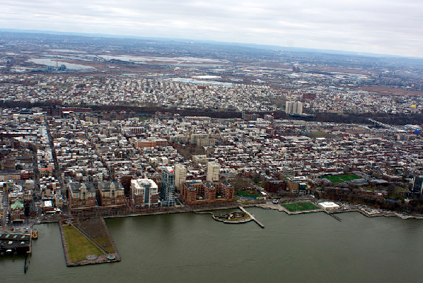 "Hoboken NJ ""Hoboken NJ photo D Ramey Logan.jpg from Wikimedia Commons by D Ramey Logan, CC-BY 4.0"""