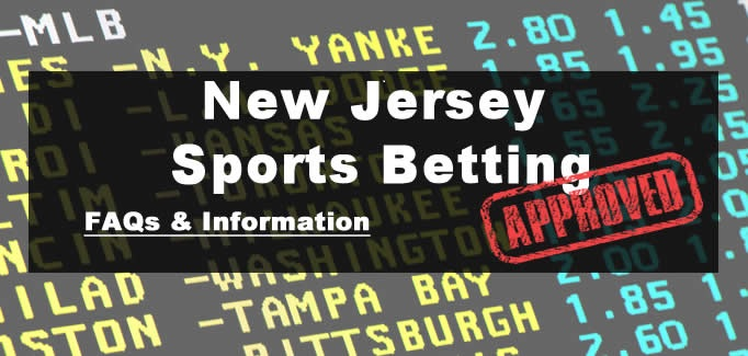 NJ sports Betting Logo