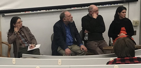 Ai & Ethics panel