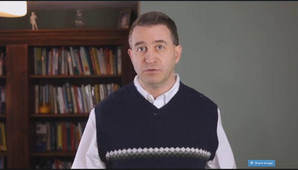 Jared Scherz of TeacherCoach
