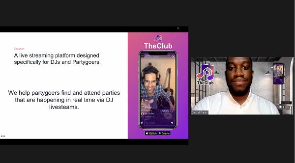 Darrel Frater presents TheClub