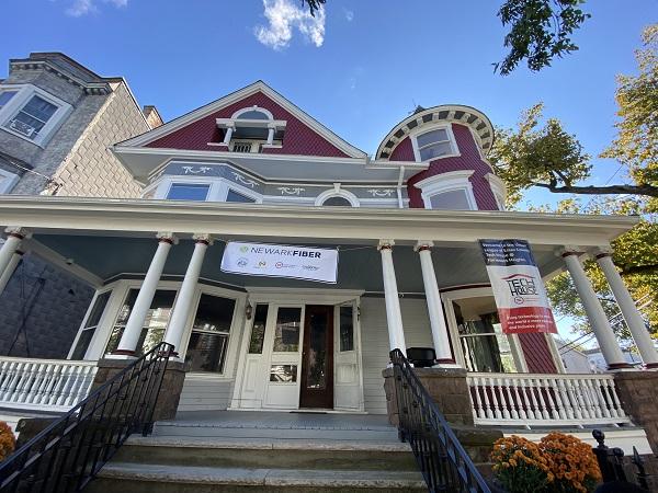 The Newark Tech House